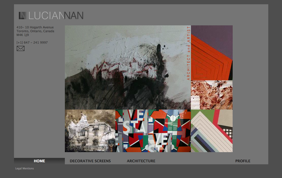 Lucian Nan - architect
